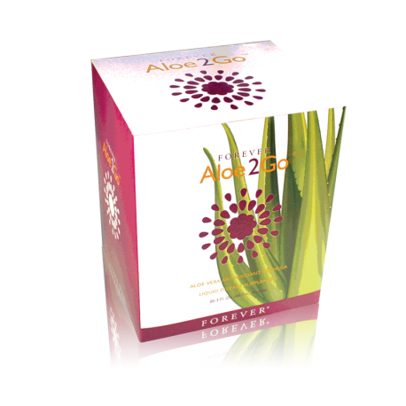 نوشیدنی Forever Aloe2Go® - Month Supply