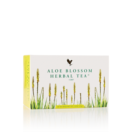 چای گیاهی آلوئه ورا - Aloe Blossom Herbal Tea