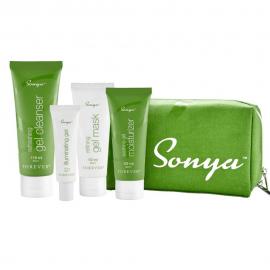 پکیج مراقبت از پوست روزانهء سونیا Sonya daily skincare Kit