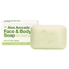 صابون صورت و بدن آلوئه آووکادو Aloe Avocado Face and Body Soap